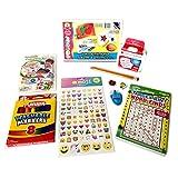 Playskool, Fisher Price, Studio Art, Johnson & Johnson Kids Travel Activities Bundle, 9 items
