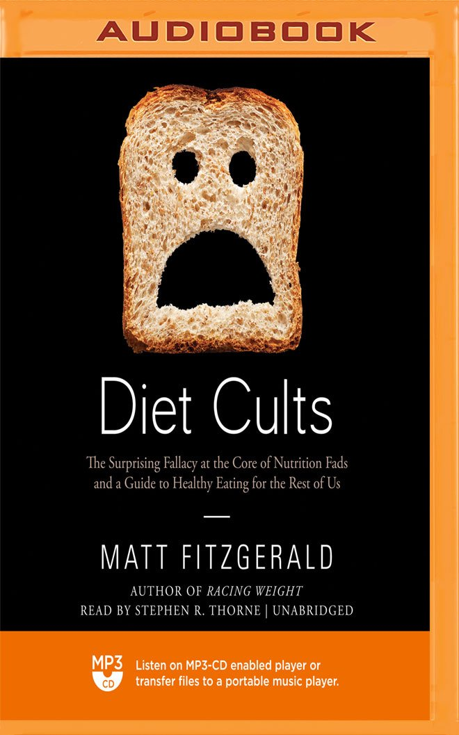 matt fitzgerald on low carb diets