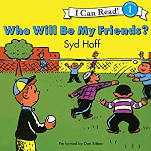 Who Will Be My Friends? Audiobook
