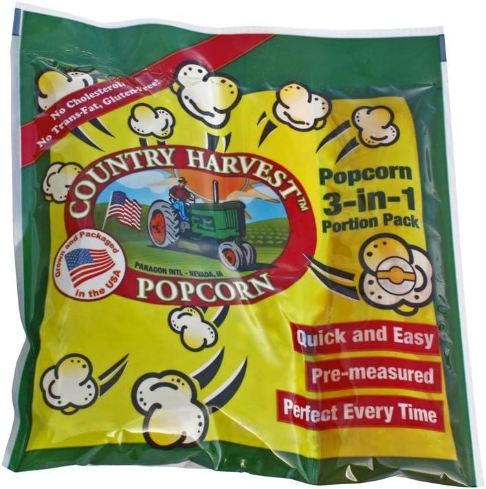 B002V0X5C2 Country Harvest Popcorn Portion-Packs (24-Count) 618Bt20ldPL