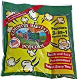 Country Harvest Popcorn Tri-Pack - Pack of 40