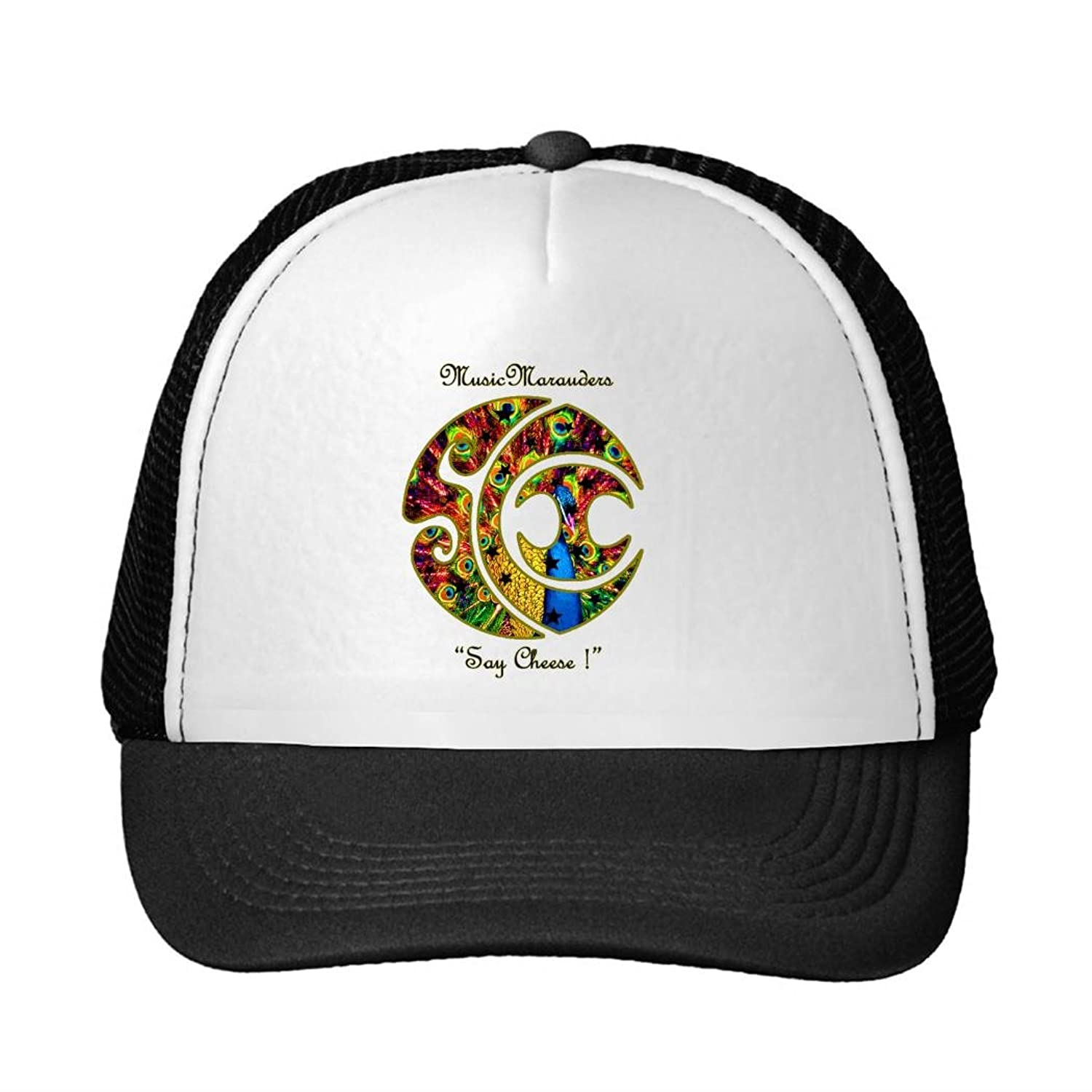 Woman Men Cotton The String Cheese Incident Logo Adjustable Mesh Hats