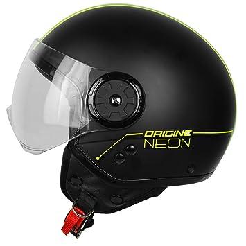 77d9872bffd3b Origene Helmets - 201585029400103. Casco urbano Demi-Jet   Neon Street