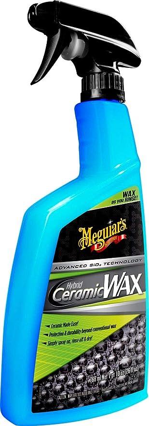 Meguiar S Hybrid Ceramic Wax Auto