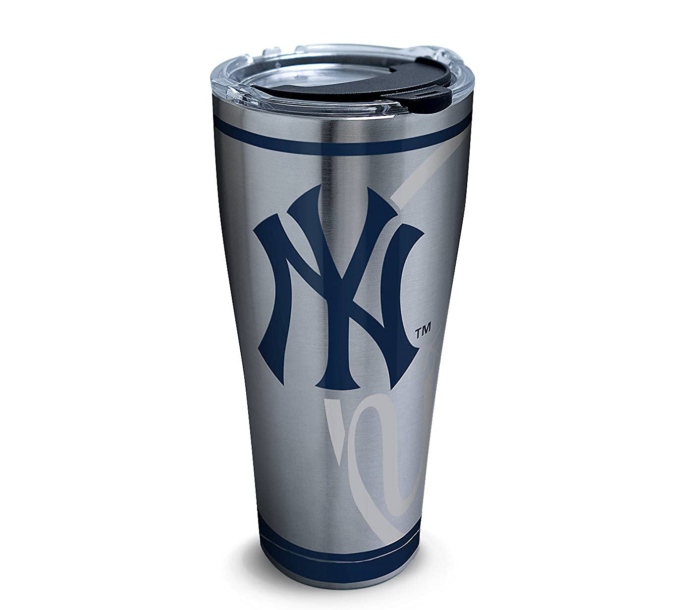 Amazon.com: New York Yankees acero inoxidable 30oz vaso con ...