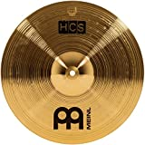 "Meinl Cymbals HCS14C 14"" HCS Brass Crash Cymbal for Drum Set (VIDEO)"
