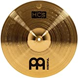 Meinl Cymbals HCS14C 14'' HCS Brass Crash Cymbal for Drum Set (VIDEO)