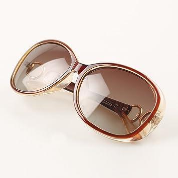 XW Gafas de Sol Grandes de la Caja Gafas de Sol Femeninas Grandes de la Cara