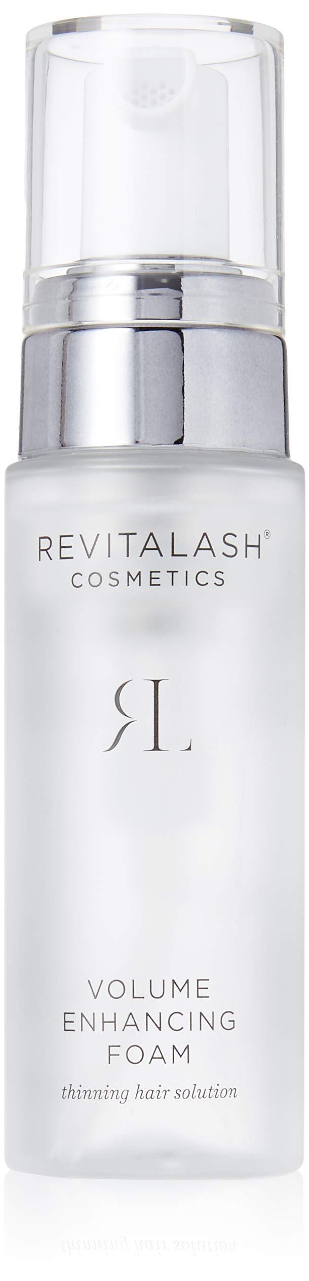 RevitaLash Cosmetics, Volume Enhancing Foam - Thinning Hair Solution, Physician Developed & Cruelty Free by RevitaLash Cosmetics