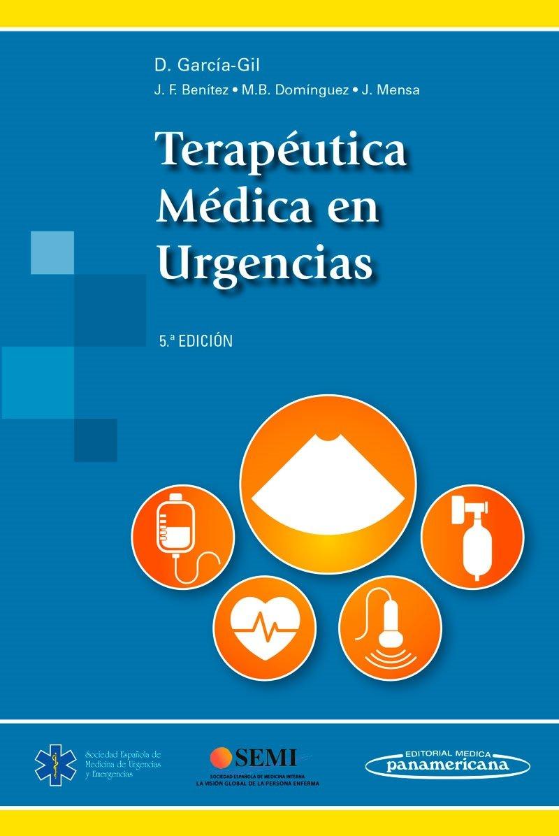 Terapéutica Médica en Urgencias: Amazon.es: Juan Francisco ...