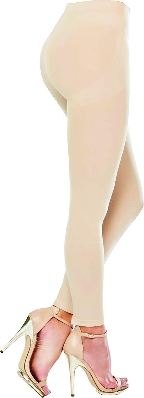 Fajas Mujer de Cintura BIO-Crystals Panty Leggings Adelgaza Reduce Moldea