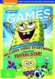 Spongebob Squarepants Deep-Sea Games | NON-USA Format | PAL | Region 4 Import - Australia