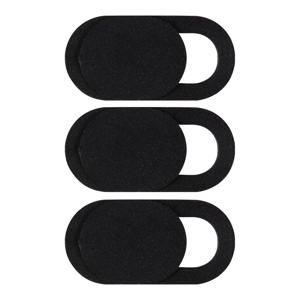 XCSOURCE 3pcs Webcam Slider Camera Lens Cover, Privacy Protection Stop Webcam Spying for Cell Phone Tablet Computer Laptop DC785