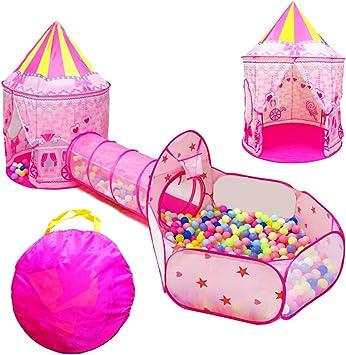 LOJETON 3pc Princess Fairy Tale Castle Play Tent, Crawl Tunnel & Ball on animation playhouse, zoom playhouse, girl playhouse, fairy playhouse plans, superhero playhouse, forest fairy playhouse, storybook playhouse, dog playhouse, pink playhouse, fairy tree, pee wee playhouse, fairy house playhouse, western playhouse, wooden fairy playhouse, snow white playhouse, gnome playhouse,