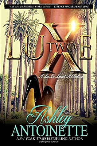 book cover of Luxe 2