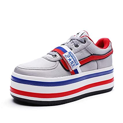 ad27d90979bcc Amazon.com: Hy Unisex Casual Shoes Spring/Fall Comfort Sneakers ...