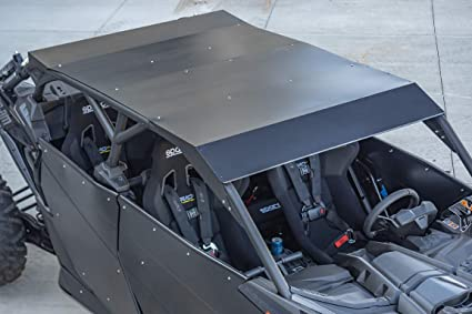 Amazon com: UTV INC Can Am Maverick X3 Max Flat Aluminum