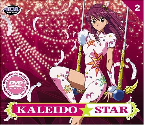 KALEIDO STAR: VOLUME 2