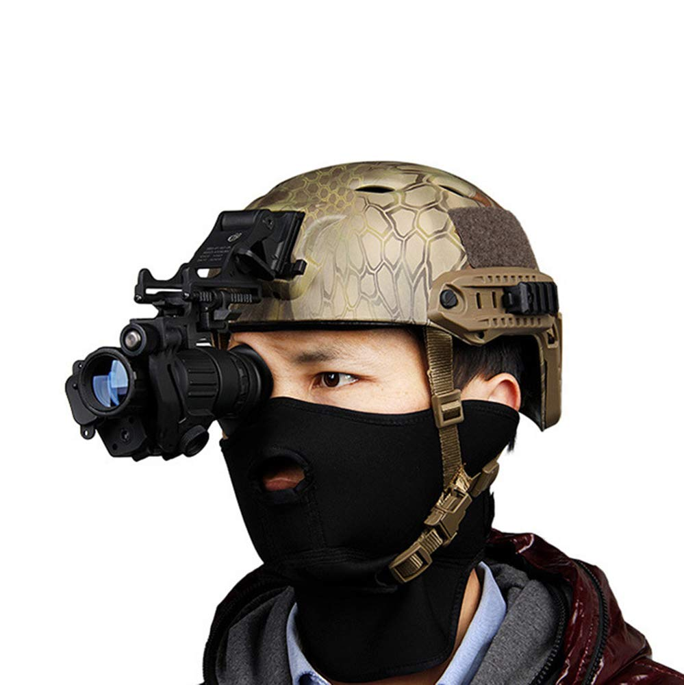 AUNLPB Digital Night Vision Infrared Monocular, Head-Mounted Night Vision monocular, Night Vision Device Adult Portable Night Vision Telescope by AUNLPB