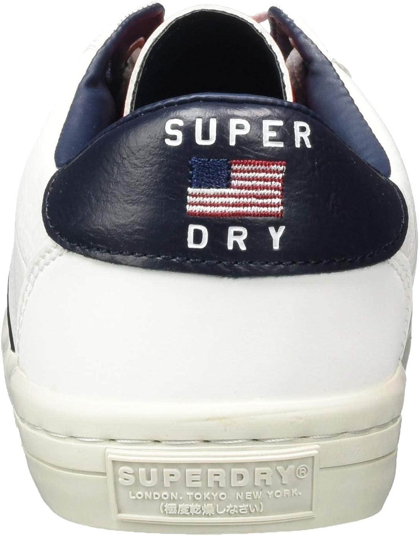Superdry Womens Low-Top Sneakers