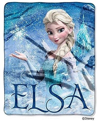 Frozen Elsa Palace Throw Blanket by Northwest (Elsa Palace Throw)