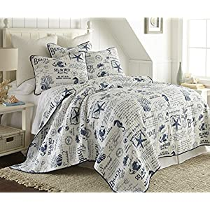 618C4yRr3PL._SS300_ Coastal Bedding Sets & Beach Bedding Sets