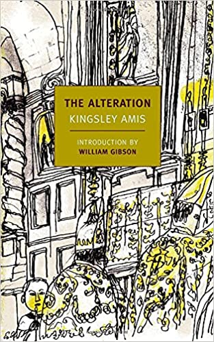 Image result for Alteration Kingsley Amis William Gibson