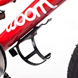 WOOM BIKES USA Side Load Bike Bottle Holder, Black