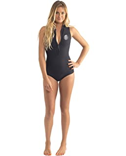 9a90be9c0a283e RIP CURL G Bomb Spring Women Ladies Neoprene body with and without sleeves,  Front Zip