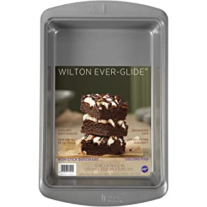 Wilton 2105-7942 Ever-Glide Baking Pan 13 X 9, 9X 13 Oblong