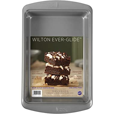 Wilton 2105-7942 Ever-Glide Baking Pan 13 X 9, 9X 13 Oblong