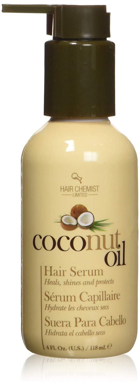 Hair Chemist Coconut Hair Serum, 4 Fluid Ounce