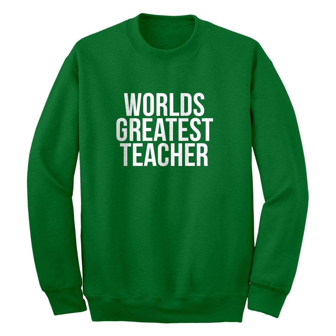 Indica Plateau Worlds Greatest Teacher Sweatshirt 3398-C