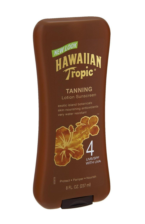 Ht Dark Tanning Ltn Size 8.Z Ht Dark Tanning Ltn 8.Z Hawaiian Tropic