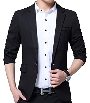 b9191e19d9331 ODFMCE ジャケット メンズ スーツ テーラードジャケット カジュアル ビジネス スリム 大きいサイズ (ブラック