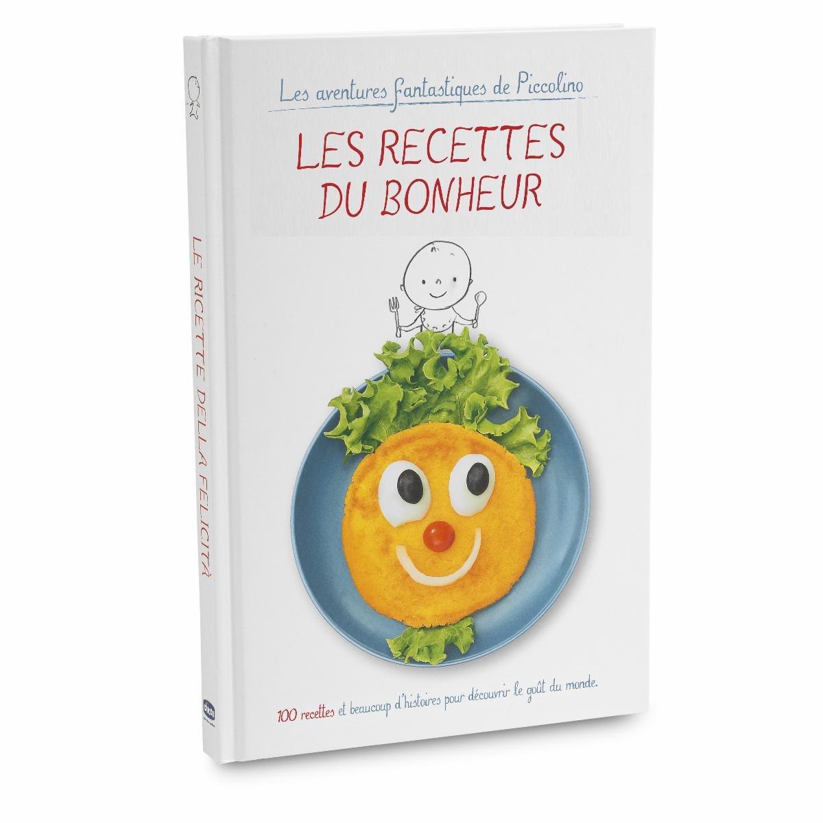 Chicco Cuiseur et Mixeur Livre de Recettes Piccolino 00000845100000