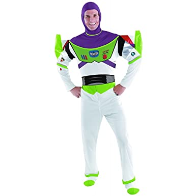 Have Adult buzz costume lightyear not