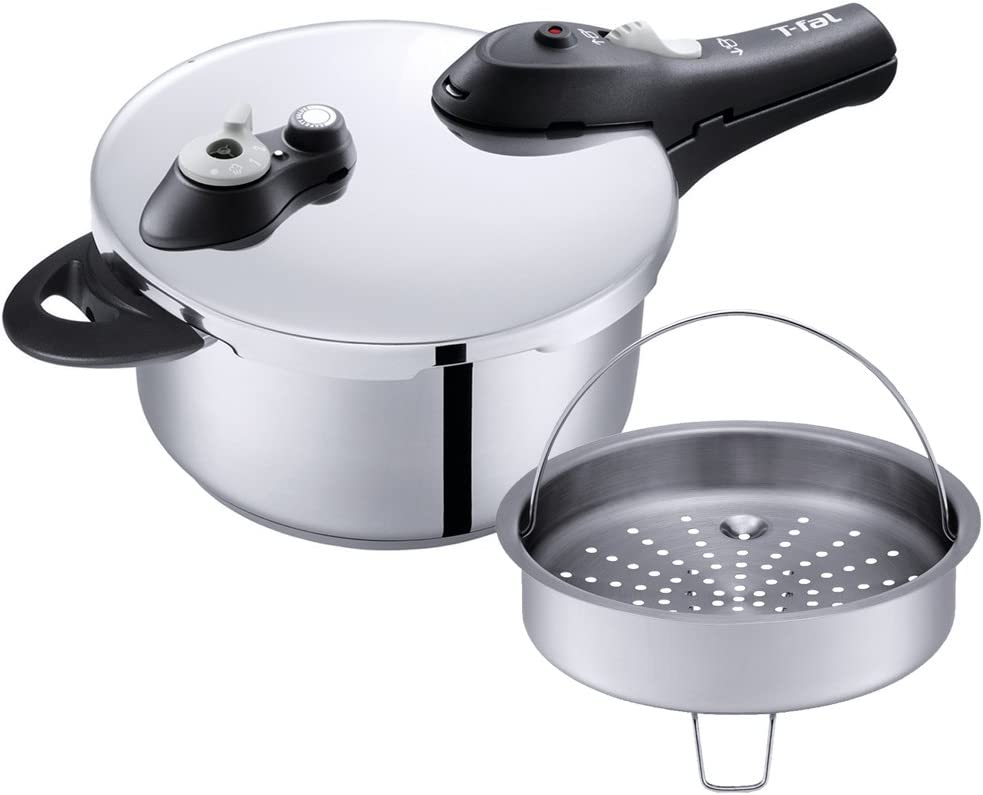 T-fal One Handed Pressure Cooker