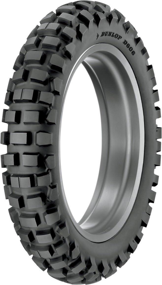 130//90-17 Dunlop D606 Dual Sport Rear Tire