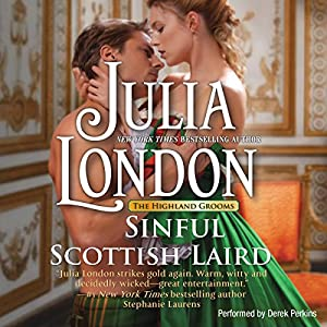 Sinful Scottish Laird Audiobook