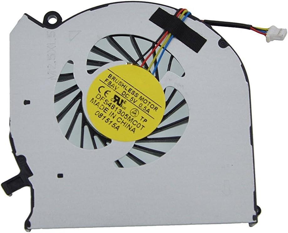 New Laptop CPU Cooling Fan for HP Pavilion DV6-7000 DV6T-7000 DV7-7000 dv6-7015ca dv6-7020us dv6-7024nr dv6-7029wm dv6-7043cl dv6-7050ca dv6-7095ca dv6-7112he dv6-7115nr dv6-7135nr