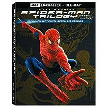 Spider-Man / Spider-Man 2 / Spider-Man 3 - 4K UHD/Blu-ray/UltraViolet