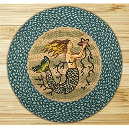 618CJB3ny6L._SS450_ 50+ Mermaid Themed Area Rugs