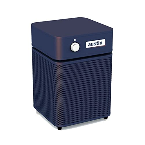 Austin Air A205E1 Junior Allergy HEGA Unit Junior Allergy Machine Air Purifier, Midnight Blue