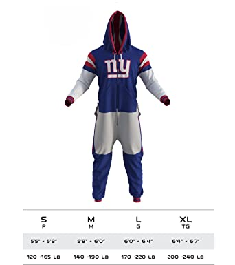 onesie New for giants adults york