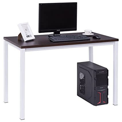 Amazoncom Home Work Office Desk Computer Pc Writing Table