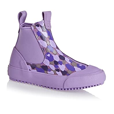 Converse Junior Chuck Taylor All Star Rubber Chelsea Lilac Grape (4 Big Kid  M f951e9c07