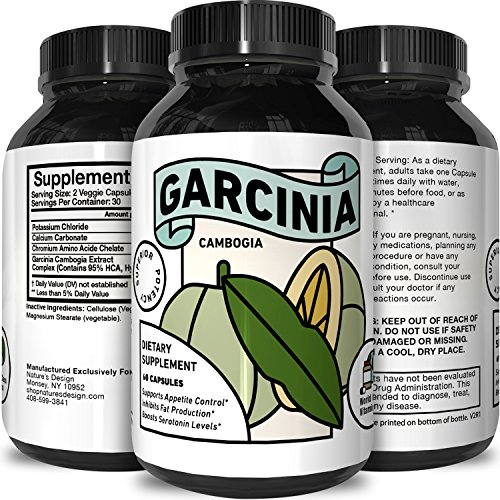 Potent Pure Garcinia Cambogia For Men And Women Appetite
