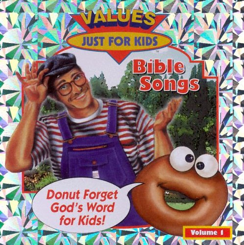 The Donut Man Bible Songs: Volume 1