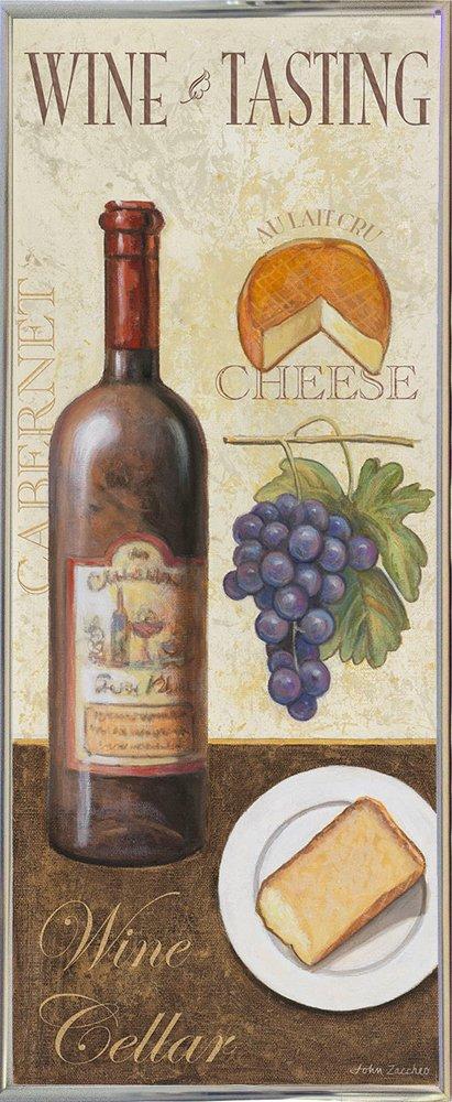 ワインとチーズ1 by John Zaccheo 10
